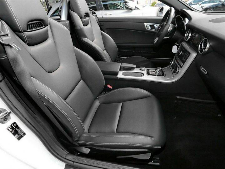 Mercedes SLC 200  Roadster 9G-TRONIC Blanc métal  - 6