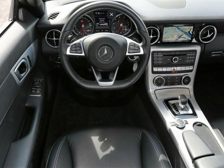 Mercedes SLC 200  Roadster 9G-TRONIC Blanc métal  - 7