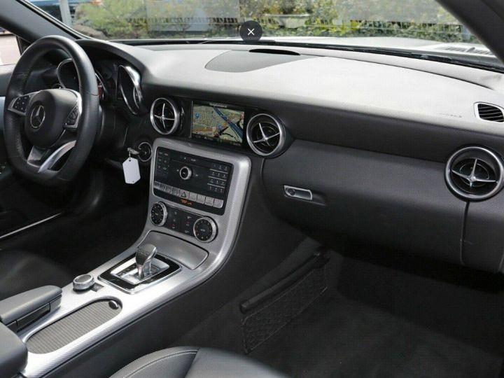 Mercedes SLC 200  Roadster 9G-TRONIC Blanc métal  - 9