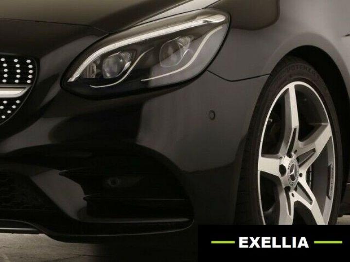 Mercedes SLC Mercedes-Benz SLC 200 AMG Line LED COMAND Magic Sky Distronic NOIRE PEINTURE METALISEE  Occasion - 2