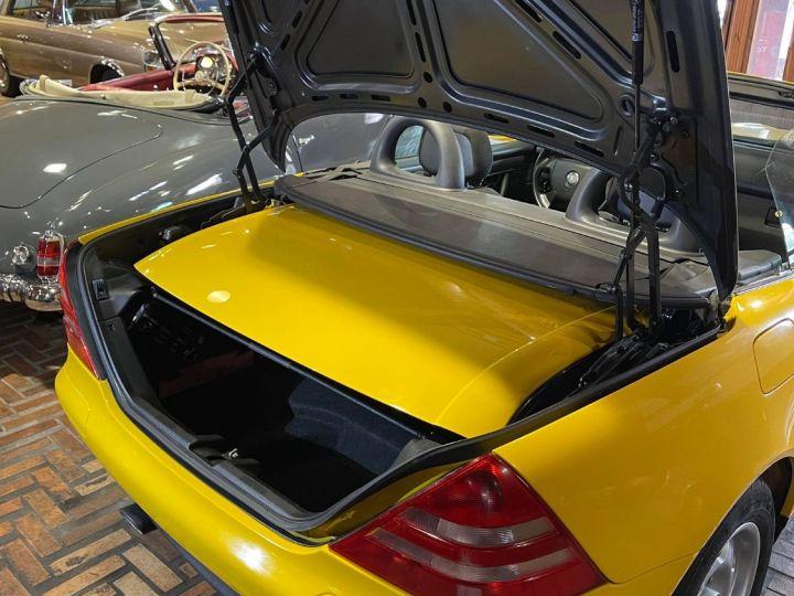 Mercedes SLK 200 (R170) Jaune ferrari - 7