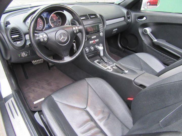 Mercedes SLK 200K BVA GRIS CLAIR Occasion - 2