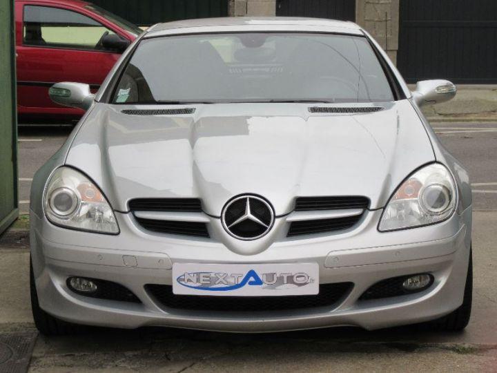 Mercedes SLK 200K BVA GRIS CLAIR Occasion - 16
