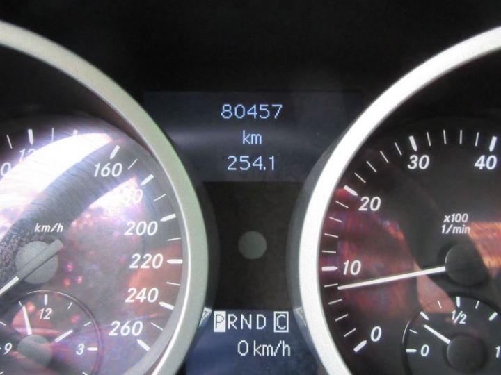 Mercedes SLK 200K BVA GRIS CLAIR Occasion - 20