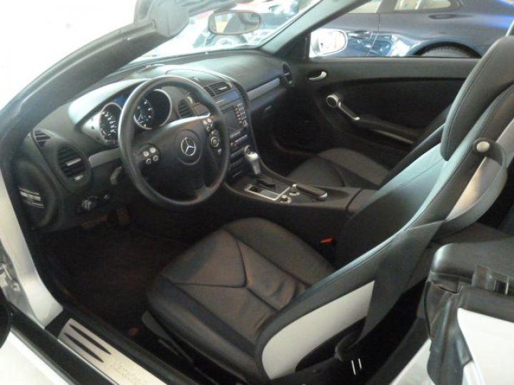 Mercedes SLK 350 V6 7 GTRONIC GRIS IRRIDIUM METALLISE - 4