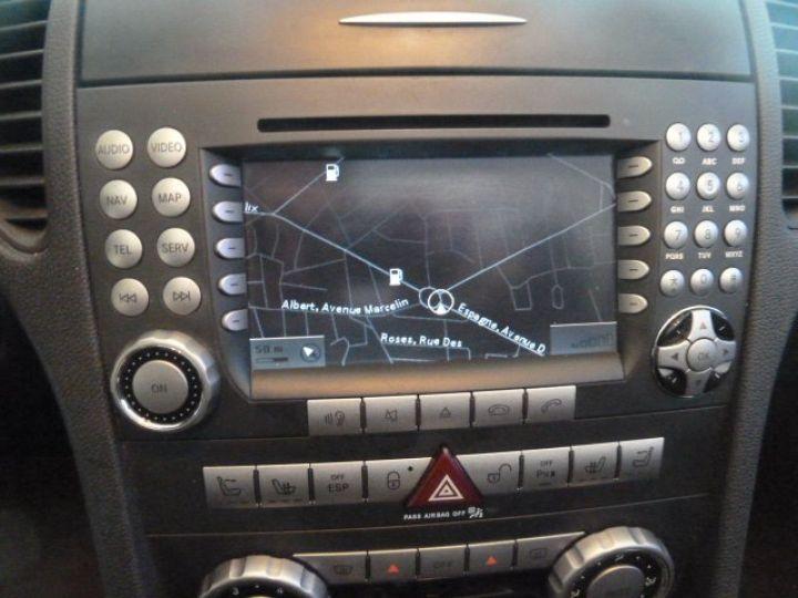 Mercedes SLK 350 V6 7 GTRONIC GRIS IRRIDIUM METALLISE - 12