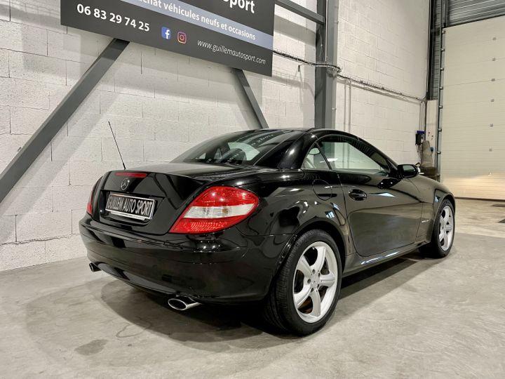 Mercedes SLK CLASSE 200 K A NOIR - 5