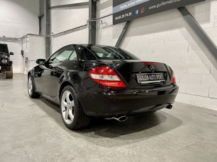 Mercedes SLK CLASSE 200 K A NOIR - 8