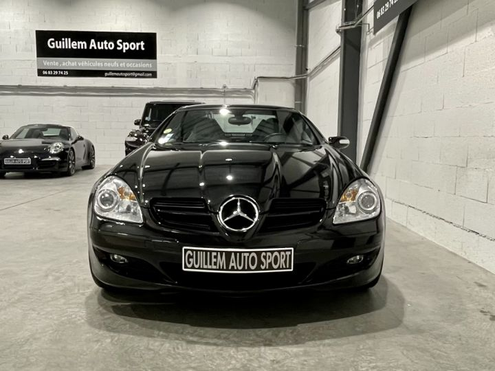 Mercedes SLK CLASSE 200 K A NOIR - 9