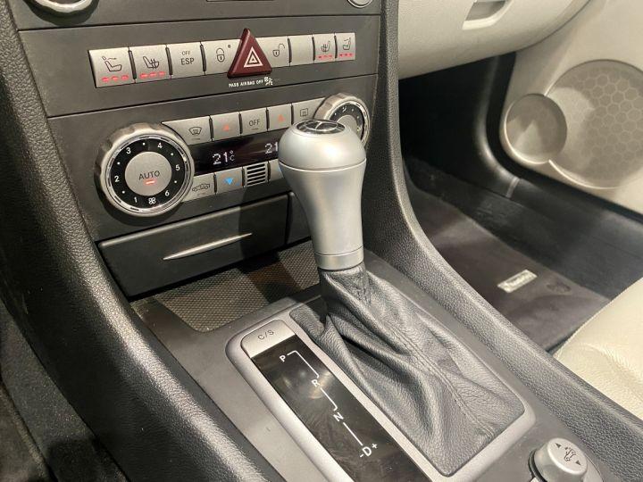 Mercedes SLK CLASSE 200 K A NOIR - 18