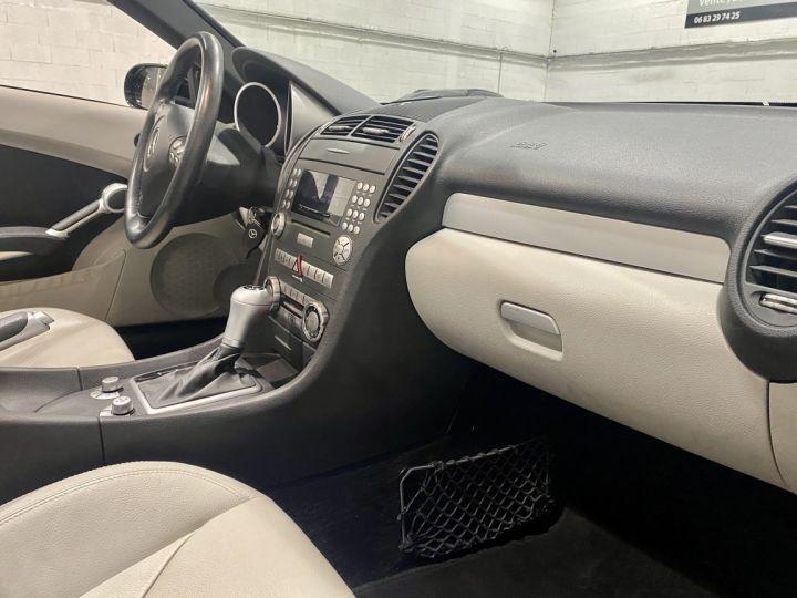 Mercedes SLK CLASSE 200 K A NOIR - 21