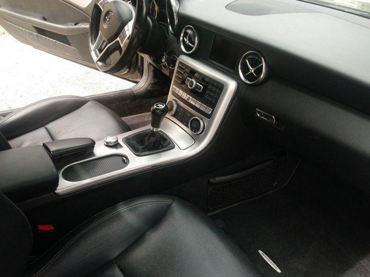 Mercedes SLK  III 200 184 BLUEEFFICIENCY boite manuelle/06/2011 noir métal - 8