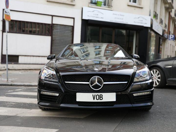 Mercedes SLK MERCEEDES SLK 55 AMG V8 422CV /PANO / ECHAPPEMENT SPORT Noir - 2