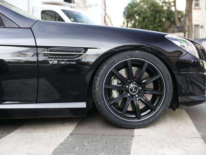 Mercedes SLK MERCEEDES SLK 55 AMG V8 422CV /PANO / ECHAPPEMENT SPORT Noir - 3