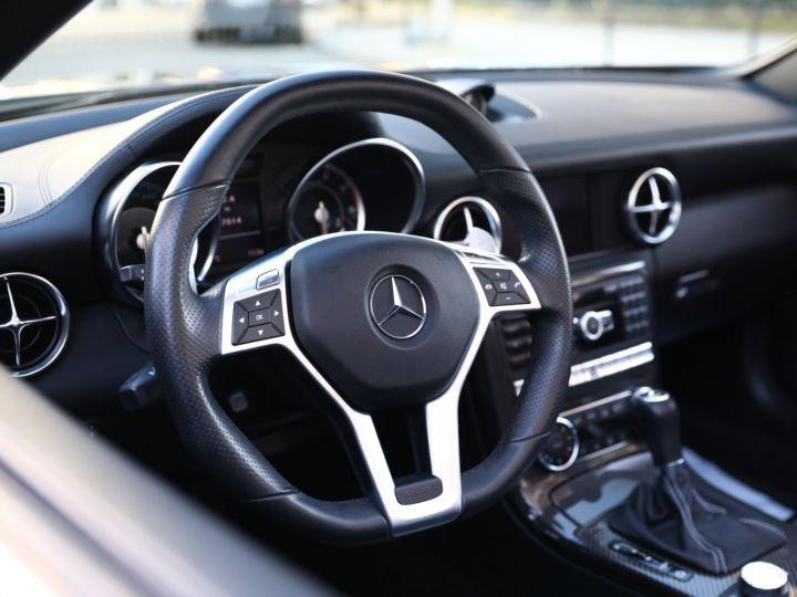 Mercedes SLK MERCEEDES SLK 55 AMG V8 422CV /PANO / ECHAPPEMENT SPORT Noir - 10