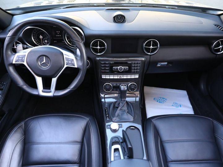 Mercedes SLK MERCEEDES SLK 55 AMG V8 422CV /PANO / ECHAPPEMENT SPORT Noir - 11