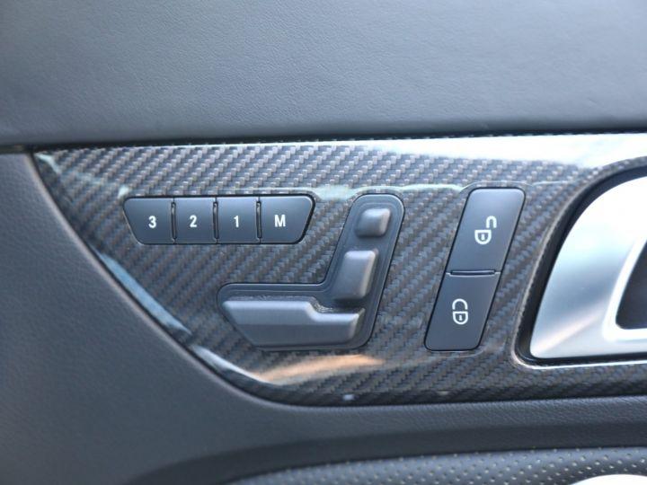 Mercedes SLK MERCEEDES SLK 55 AMG V8 422CV /PANO / ECHAPPEMENT SPORT Noir - 17