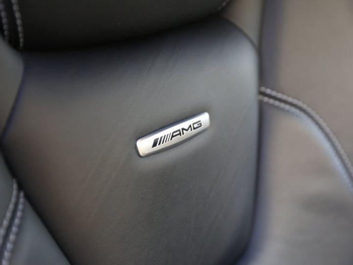 Mercedes SLK MERCEEDES SLK 55 AMG V8 422CV /PANO / ECHAPPEMENT SPORT Noir - 19