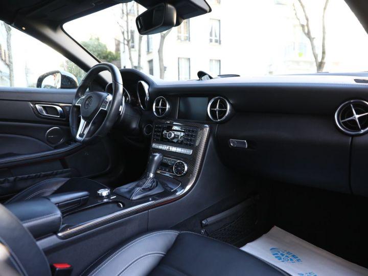 Mercedes SLK MERCEEDES SLK 55 AMG V8 422CV /PANO / ECHAPPEMENT SPORT Noir - 21