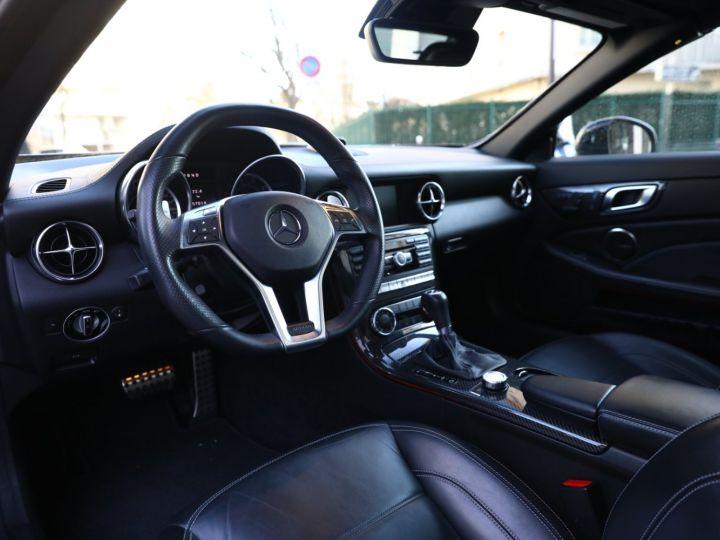 Mercedes SLK MERCEEDES SLK 55 AMG V8 422CV /PANO / ECHAPPEMENT SPORT Noir - 25
