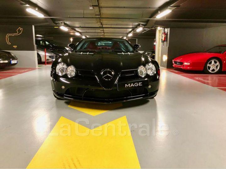 Mercedes SLR MCLAREN 5.4 V8 626 Noir Metal Occasion - 4