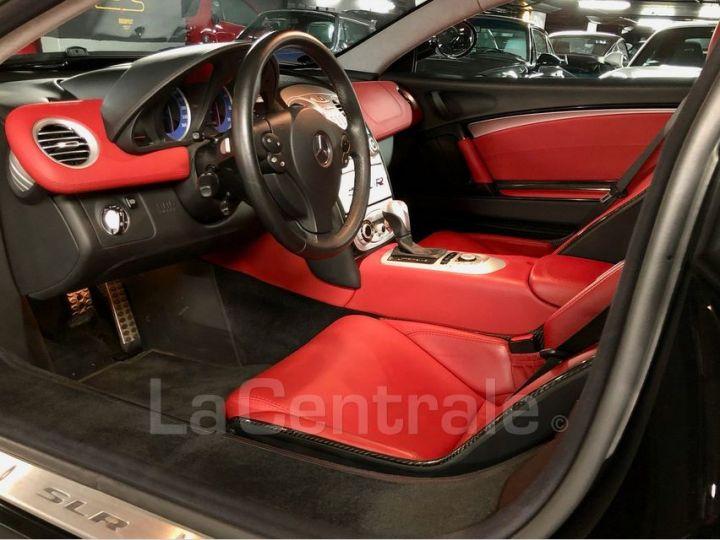 Mercedes SLR MCLAREN 5.4 V8 626 Noir Metal Occasion - 6