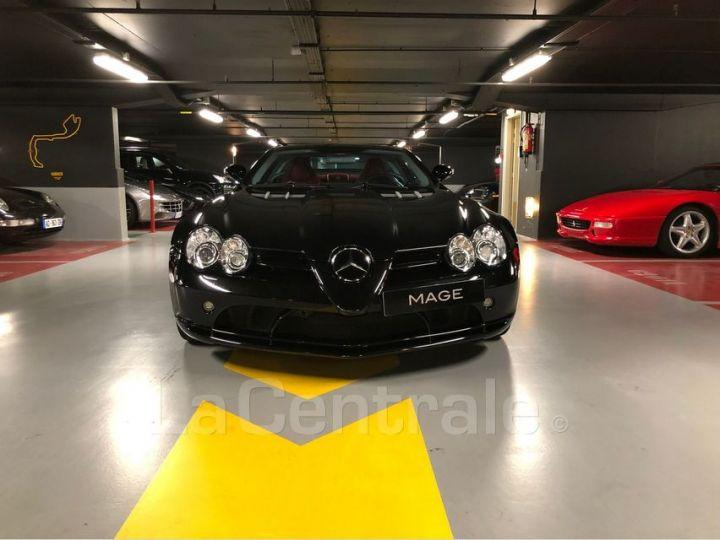 Mercedes SLR MCLAREN 5.4 V8 626 Noir Metal Occasion - 7