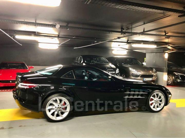 Mercedes SLR MCLAREN 5.4 V8 626 Noir Metal Occasion - 11