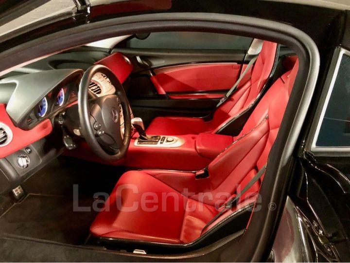 Mercedes SLR MCLAREN 5.4 V8 626 Noir Metal Occasion - 14