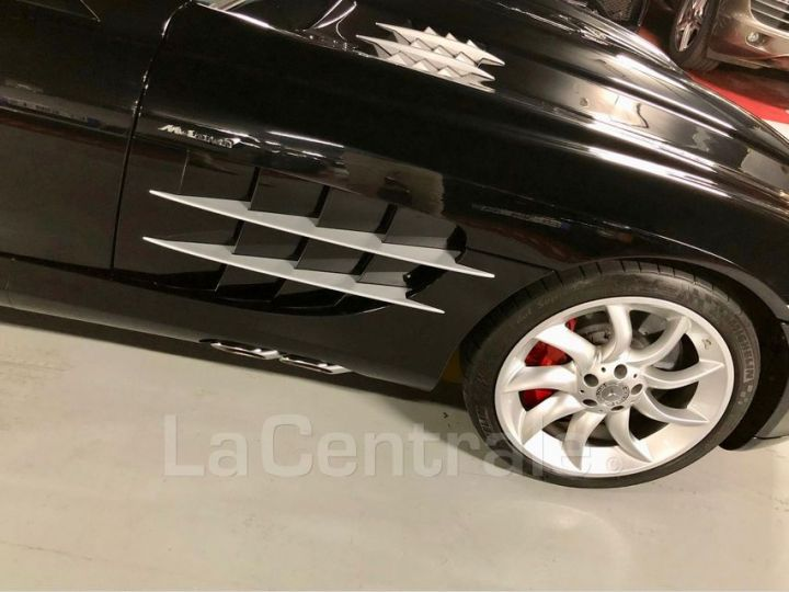 Mercedes SLR MCLAREN 5.4 V8 626 Noir Metal Occasion - 18