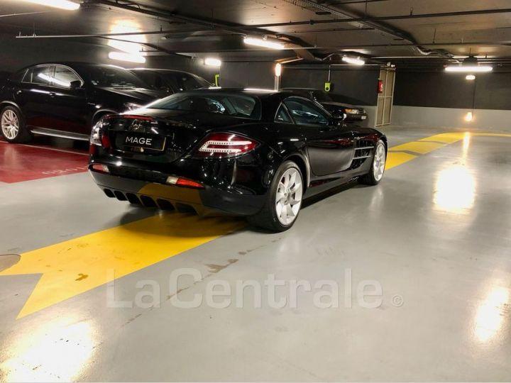 Mercedes SLR MCLAREN 5.4 V8 626 Noir Metal Occasion - 20