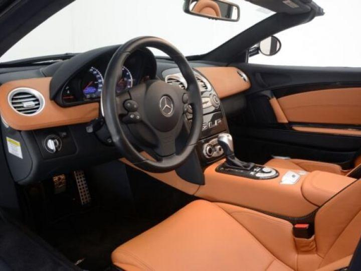 Mercedes SLR Roadster McLaren V8 5.4 Crystal Galaxit Black - 2