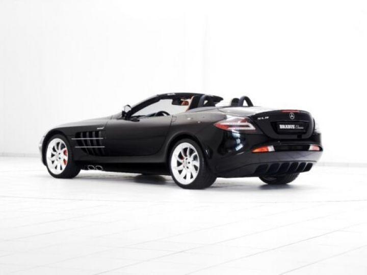 Mercedes SLR Roadster McLaren V8 5.4 Crystal Galaxit Black - 6