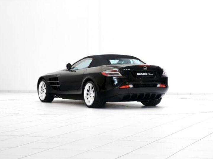Mercedes SLR Roadster McLaren V8 5.4 Crystal Galaxit Black - 7