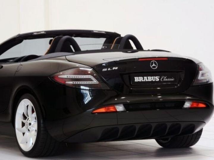 Mercedes SLR Roadster McLaren V8 5.4 Crystal Galaxit Black - 8