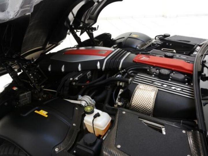 Mercedes SLR Roadster McLaren V8 5.4 Crystal Galaxit Black - 10
