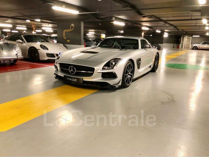 Mercedes SLS AMG COUPE V8 6.3 631 BLACK SERIES Argent Metal Occasion - 13