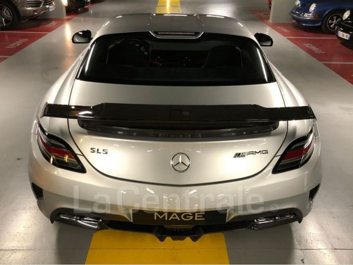 Mercedes SLS AMG COUPE V8 6.3 631 BLACK SERIES Argent Metal Occasion - 17