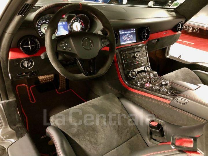 Mercedes SLS AMG COUPE V8 6.3 631 BLACK SERIES Argent Metal Occasion - 31