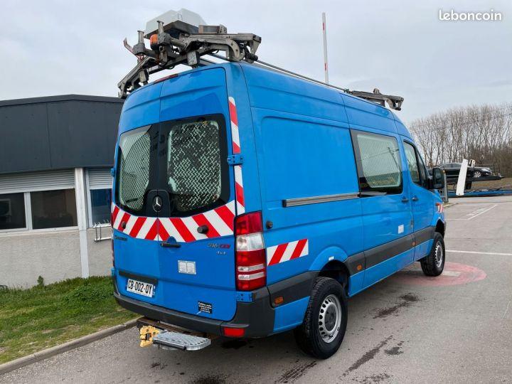 Mercedes Sprinter Mercedes l2h2 163cv 4x4 2012 21.000ht TVA RECUPERABLE  - 3