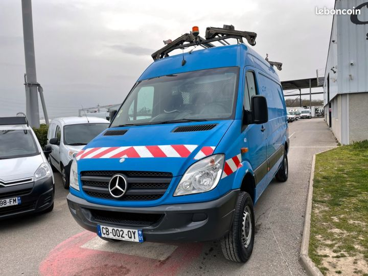 Mercedes Sprinter Mercedes l2h2 163cv 4x4 2012 21.000ht TVA RECUPERABLE  - 5
