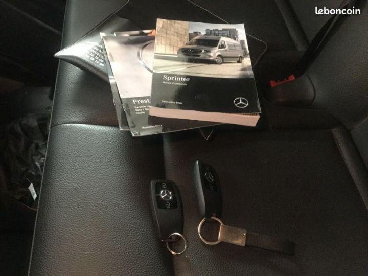 Mercedes Sprinter Prix hors taxe 519 cdi 37s 2019 25000km  - 3