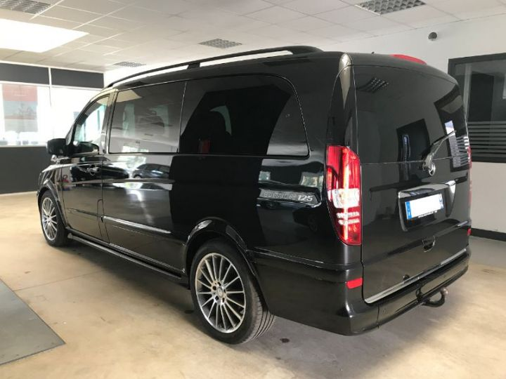 Mercedes Viano 3.0 CDI BE AVANTGARDE LONG BA NOIR Occasion - 2