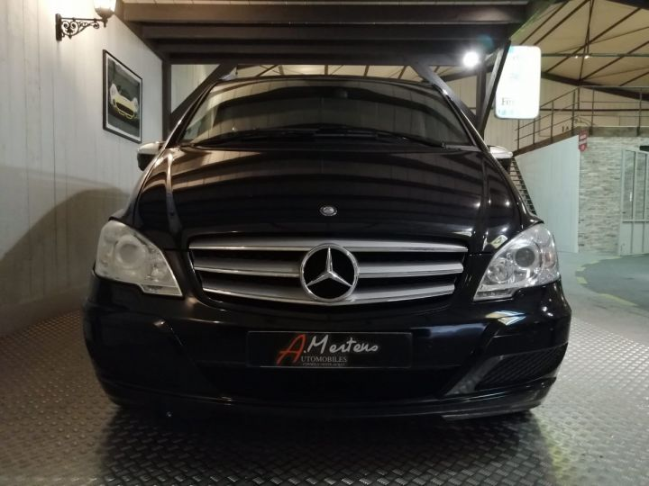Mercedes Viano 3.0 CDI V6 224 CV AMBIENTE EXTRA LONG BVA 8PL Noir - 3