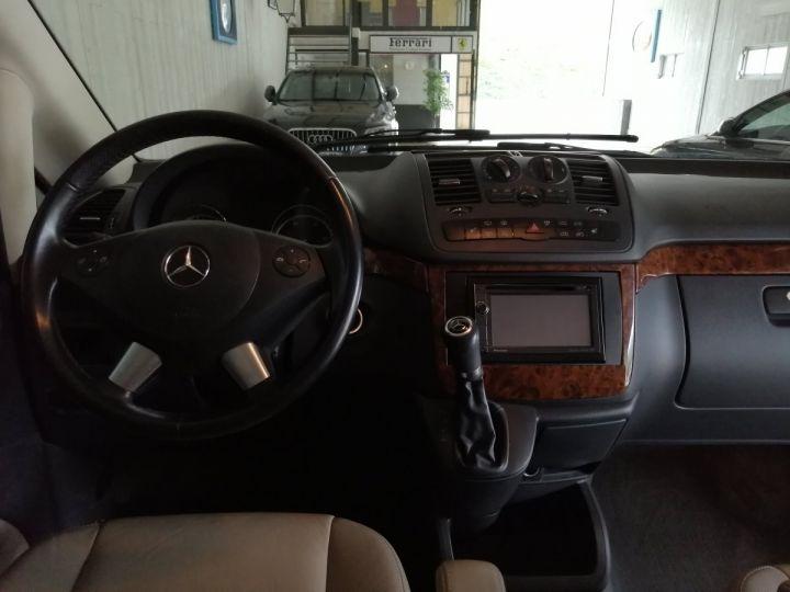 Mercedes Viano 3.0 CDI V6 224 CV AMBIENTE EXTRA LONG BVA 8PL Noir - 5