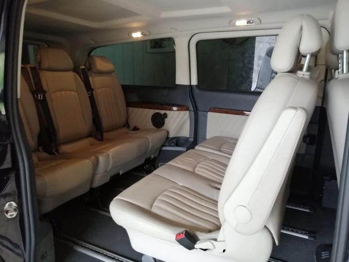 Mercedes Viano 3.0 CDI V6 224 CV AMBIENTE EXTRA LONG BVA 8PL Noir - 8