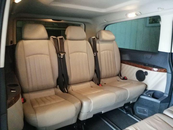 Mercedes Viano 3.0 CDI V6 224 CV AMBIENTE EXTRA LONG BVA 8PL Noir - 9