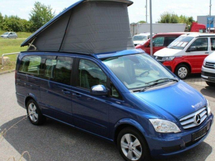 Mercedes Viano Marco Polo 2.2  CDI 163 BM (toit ouvrant)05/2013 bleu métal - 1