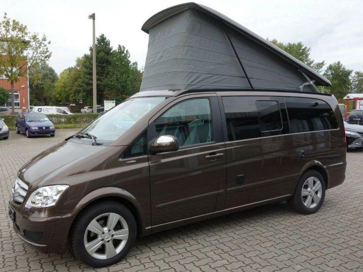 Mercedes Viano Marco Polo 2.2  CDI 163 Boite auto, édition CDI Westfalia(06/2013) brun  métallique - 1