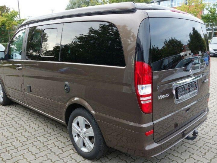 Mercedes Viano Marco Polo 2.2  CDI 163 Boite auto, édition CDI Westfalia(06/2013) brun  métallique - 2